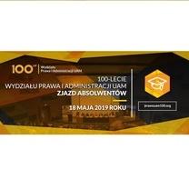100-Lecie Wydziału Prawa i Administracji UAM w Poznaniu