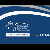 Film z Forum Podatkowego Poznań 2019 - podsumowanie