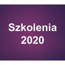 Szkolenia i warsztaty w 2020 r.
