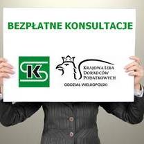 Terminy konsultacji doradców podatkowych i księgowych - I półrocze 2020 r.