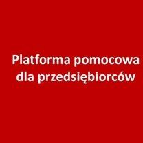 Platforma pomocowa dla przedsiębiorców