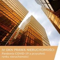 IV Ogólnopolska Konferencja Naukowa Prawa Nieruchomości - 28.04.2021 r.
